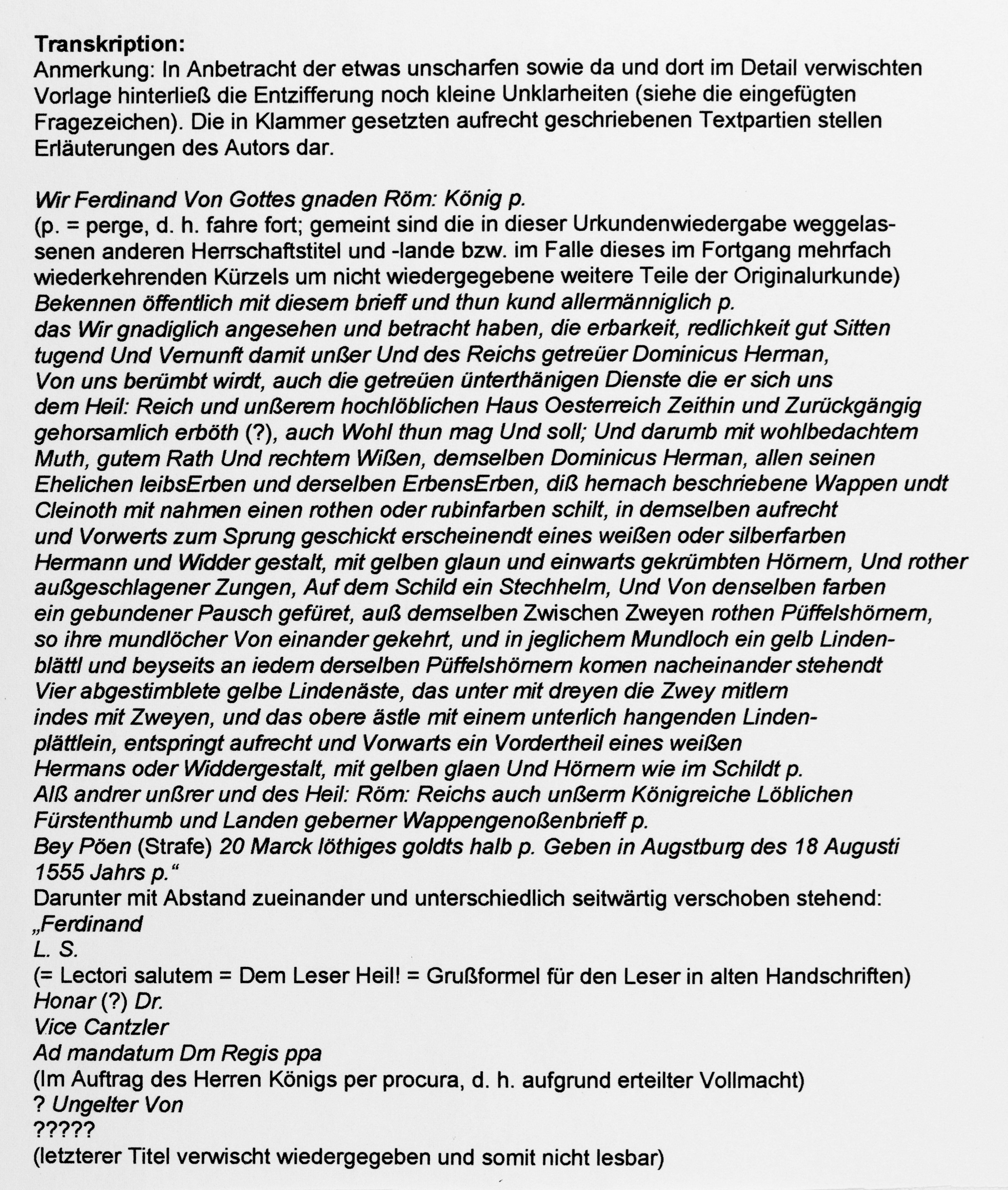 A. Krieg 1870/71 – Reichsgründung – Die Geschichte der hessischen ...