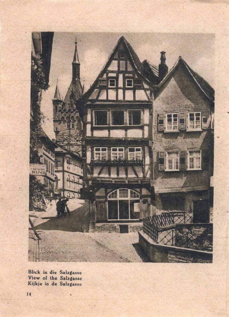 68 Salzgasse Deutschland-Bildheft 263
