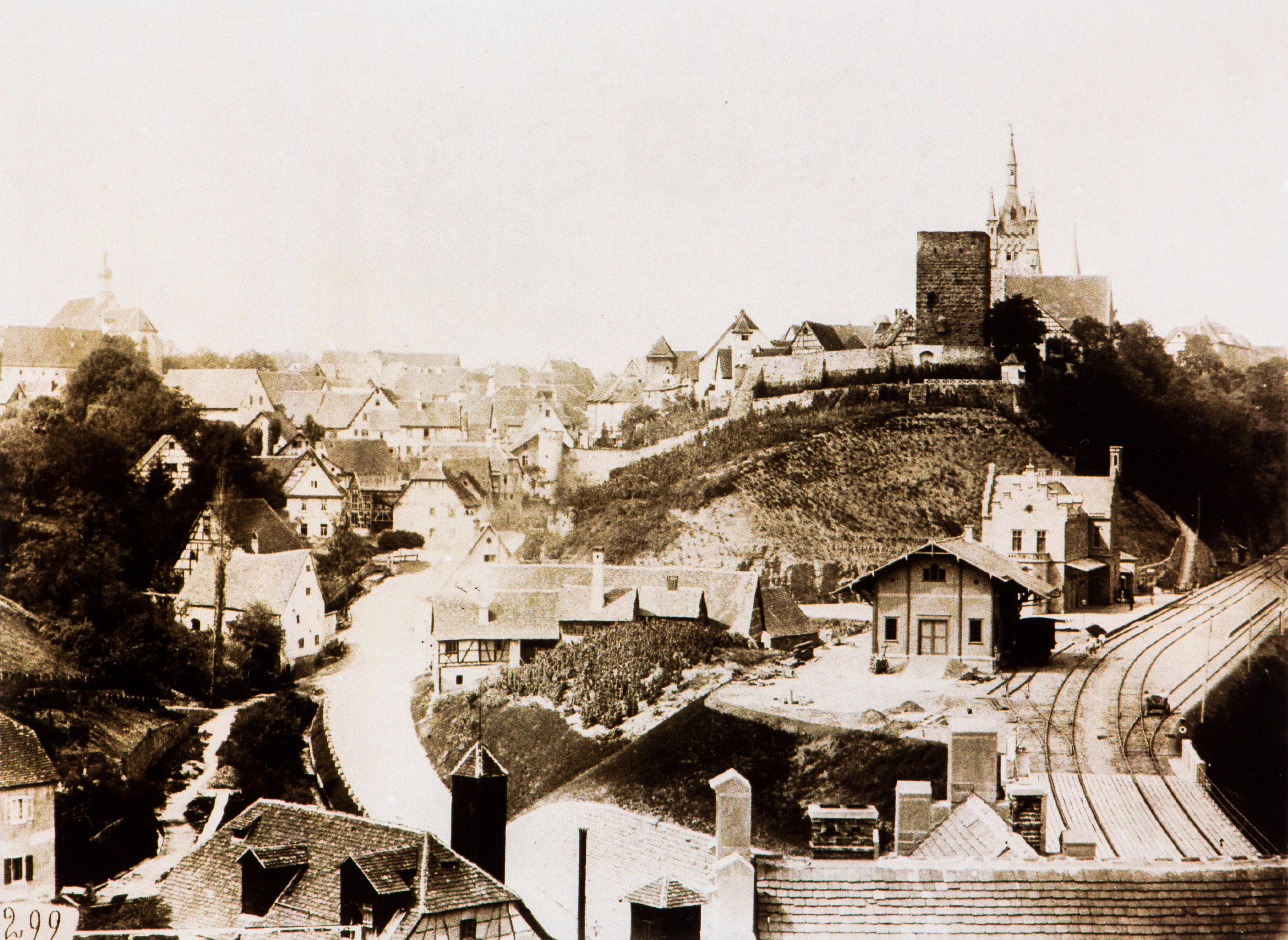 Zeitperiode IV (1848 – 1870) – Wimpfen am Neckar als hessische ...