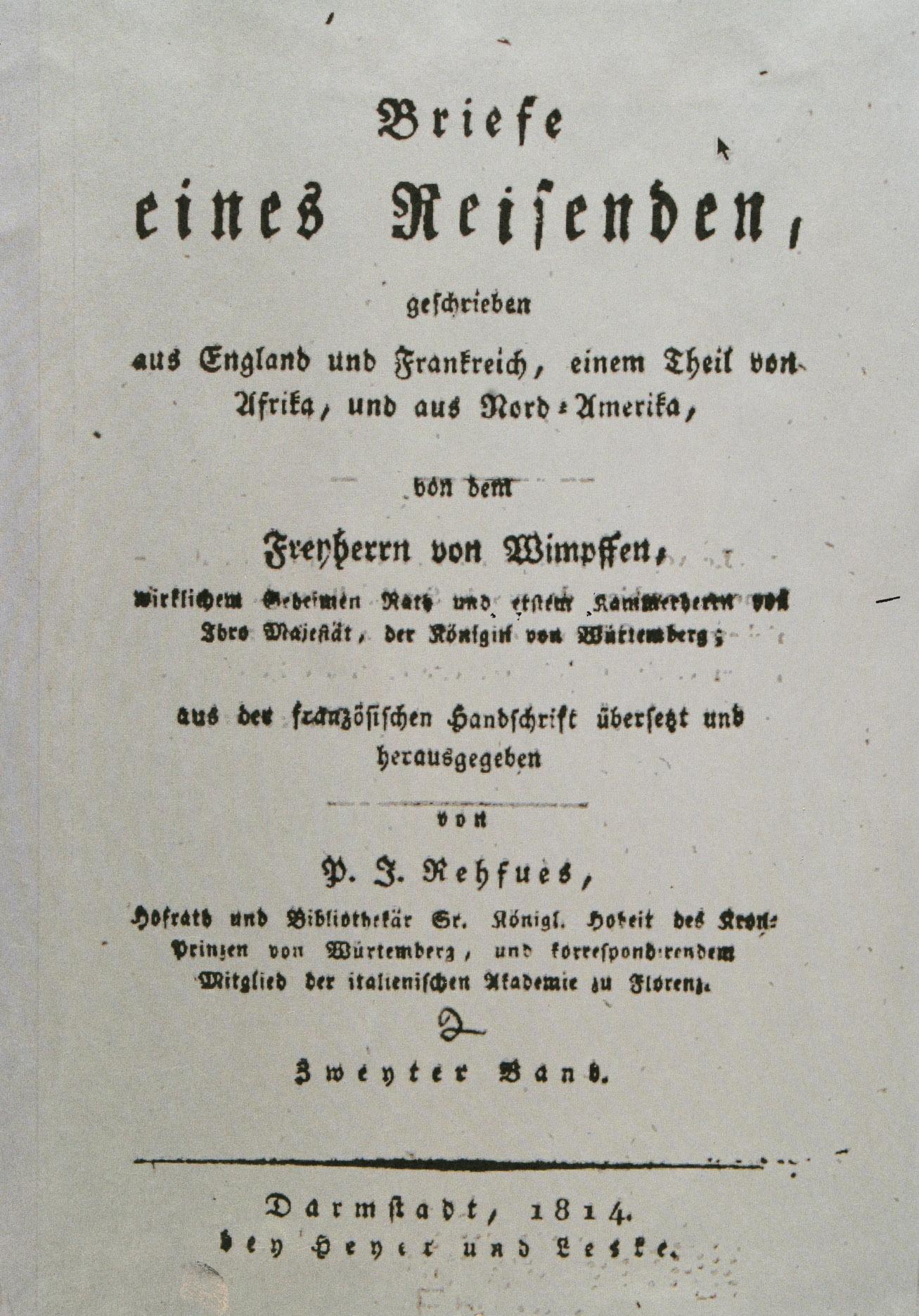 T. Württembergische Nebenlinie – Die Freiherren und Grafen von ...